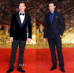 'The Hobbit: The Desolation Of Smaug' Berlin Premiere Menswear Roundup