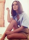 Valentino top and shorts