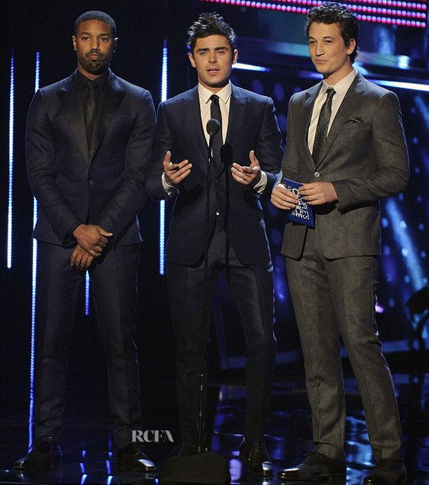 2014 People's Choice Awards Menswear Roundup 2
