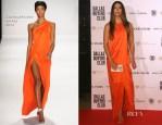 Camila Alves In Kaufmanfranco - 'Dallas Buyers Club' Rome Premiere