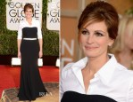 Julia Roberts In Dolce & Gabbana - 2014 Golden Globe Awards