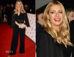 Tess Daly In Max Mara - National Television Awards 2014