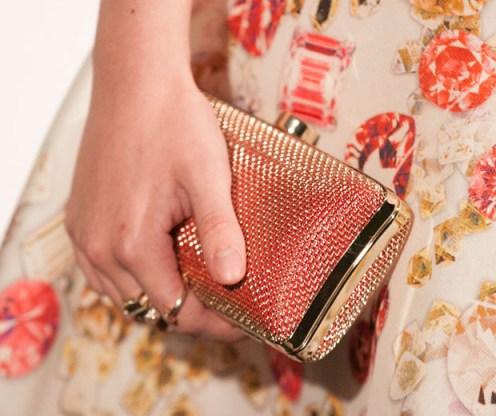 Bella Thorne's Oroton clutch