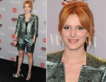 Bella Thorne In Zadig & Voltaire - Vanity Fair and FIAT Celebration Of 'Young Hollywood'