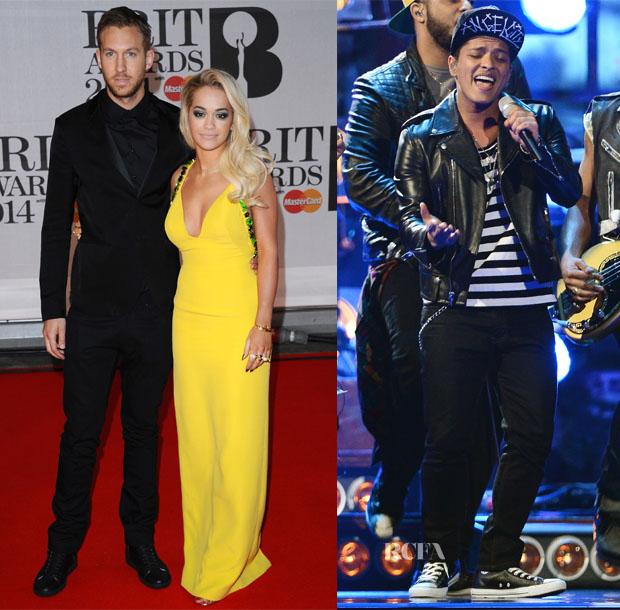 Brit Awards men 2