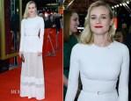 Diane Kruger In Elie Saab - 'The Better Angels' Berlin Film Festival Premiere