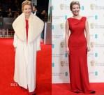Emma Thompson In Maria Grachvogel - 2014 BAFTAs