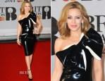 Kylie Minogue In William Wilde -  Brit Awards 2014