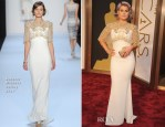 Kelly Osbourne In Badgley Mischka - Oscars 2014