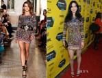 Krysten Ritter In Emilio Pucci - 'Veronica Mars' SXSW Film Festival Premiere