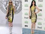 Krysten Ritter In Versace - Film Independent Spirit Awards 2014
