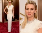 Naomi Watts In Calvin Klein Collection - Oscars 2014