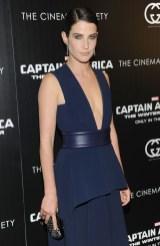 Cobie Smulders in Sportmax