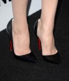 Jessica Pare's Christian Louboutin pumps