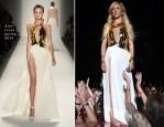 Ellie Goulding In Alon Livné - MTV Movie Awards Performance
