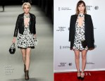 Gia Coppola In Saint Laurent - 'Alex of Venice' Tribeca Film Festival Premiere