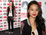 Jamie Chung In Rebecca Minkoff - 'Only Lovers Left Alive' New York Screening