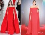 Nong Poy In Ralph Lauren - 33rd Hong Kong Film Awards