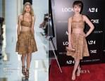 Sami Gayle In Diane von Furstenberg - 'Locke' New York Premiere