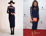 Taraji P. Henson In Charlotte Ronson - 'From The Rough' LA Screening
