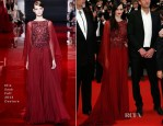 Eva Green In Elie Saab Couture - 'The Salvation' Cannes Film Festival Premiere