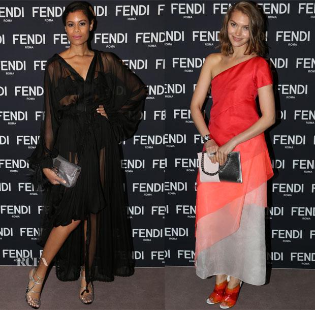 Fendi New Bond Street Opening