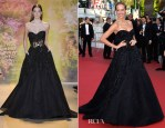 Petra Nemcova In Zuhair Murad Couture - 'Two Days, One Night'  ('Deux Jours, Une Nuit') Cannes Film Festival Premiere