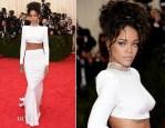 Rihanna In Stella McCartney - 2014 Met Gala