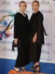 Ashley Olsen and Mary-Kate Olsen In The Row - 2014 CFDA Fashion Awards