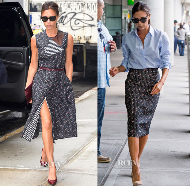 Victoria Beckham - Out In New York City