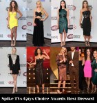 Who Was Your Best Dressed At Spike TV's 'Guys Choice Awards'?