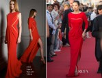 Zhang Ziyi In Elie Saab – 28th Cabourg Film Festival
