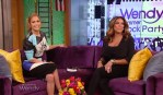 Jennifer Lopez In Fausto Puglisi - The Wendy Williams Show