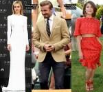 Best Dressed Of The Week  - Nicola Peltz In Stella McCartney, Gemma Arterton In Prabal Gurung & David Beckham Ralph Lauren
