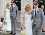 Fearne Cotton Marries Jesse Wood In Emilio Pucci