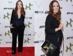 Olivia Wilde In H&M - H&M Flagship Fifth Avenue Store Jeff Koons Launch Event