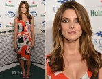 Ashley Greene In Preen Line - 2014 Heineken US Open Kick Off Party