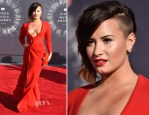Demi Lovato In Lanvin - 2014 MTV Video Music Awards #VMA