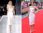 Hannah Tointon In Prabal Gurung - 'The Inbetweeners 2′ World Premiere