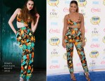 Jordin Sparks In Simply Intricate - 2014 Teen Choice Awards