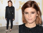 Kate Mara In Givenchy - The 66th Emmy Awards Outstanding Casting Nominees