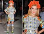 Paloma Faith In Dolce & Gabbana - Late Show With David Letterman