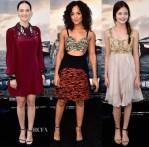 'Interstellar' LA Premiere Red Carpet Roundup