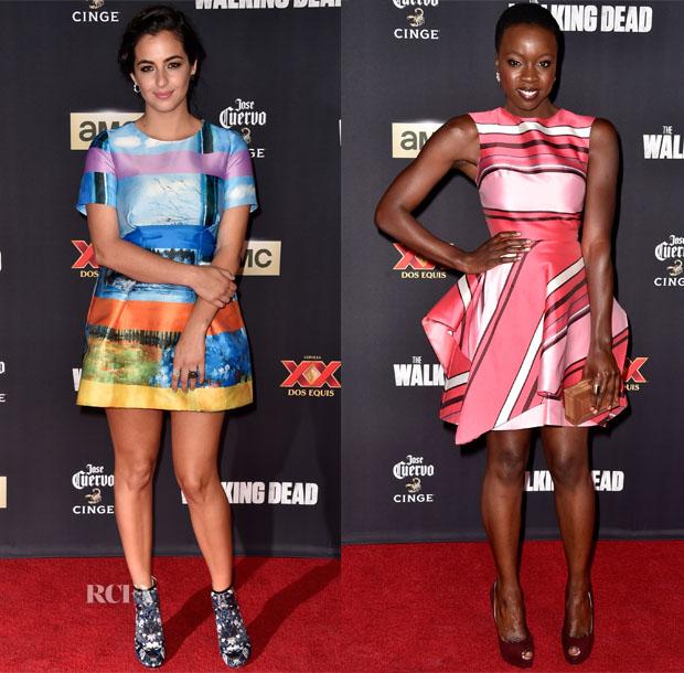 'The Walking Dead' Season 5 LA Premiere