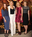 'The Hunger Games: Mockingjay – Part 1' London Photocall