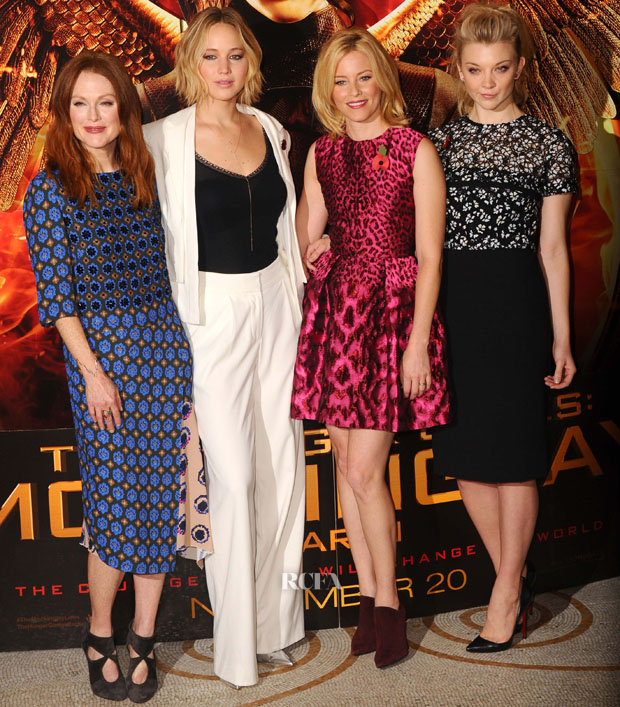 """""""The Hunger Games: Mockingjay Part 1"""" - Photocall"""