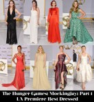 Who Was Your Best Dressed At 'The Hunger Games: Mockingjay – Part 1′ LA Premiere?