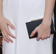 Anna Kendrick's Kate Spade New York clutch