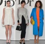 Esprit Dior Tokyo 2015 Front Row