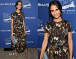 Jordana Brewster In Valentino - 24th Annual Beat The Odds Awards